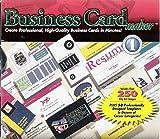 COSMI Business Card Maker (Windows)