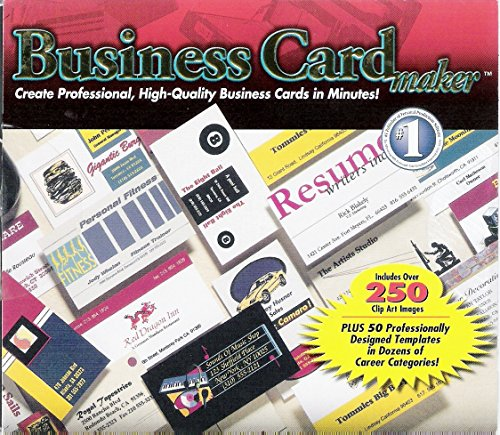 COSMI Business Card Maker Windows Business Software - Windows business card template