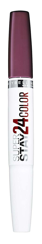 Maybelline Super Stay 24 hr Lip Colour Lipstick - *BOXED* - 585 - Burgundy B16891