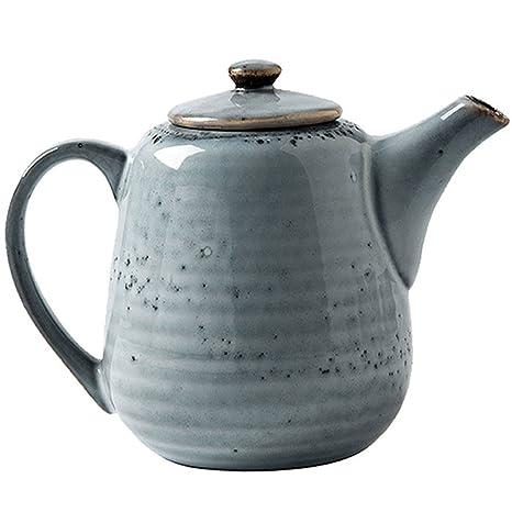 Amazon.com: Wabol.T - Tetera de cerámica de estilo vintage ...