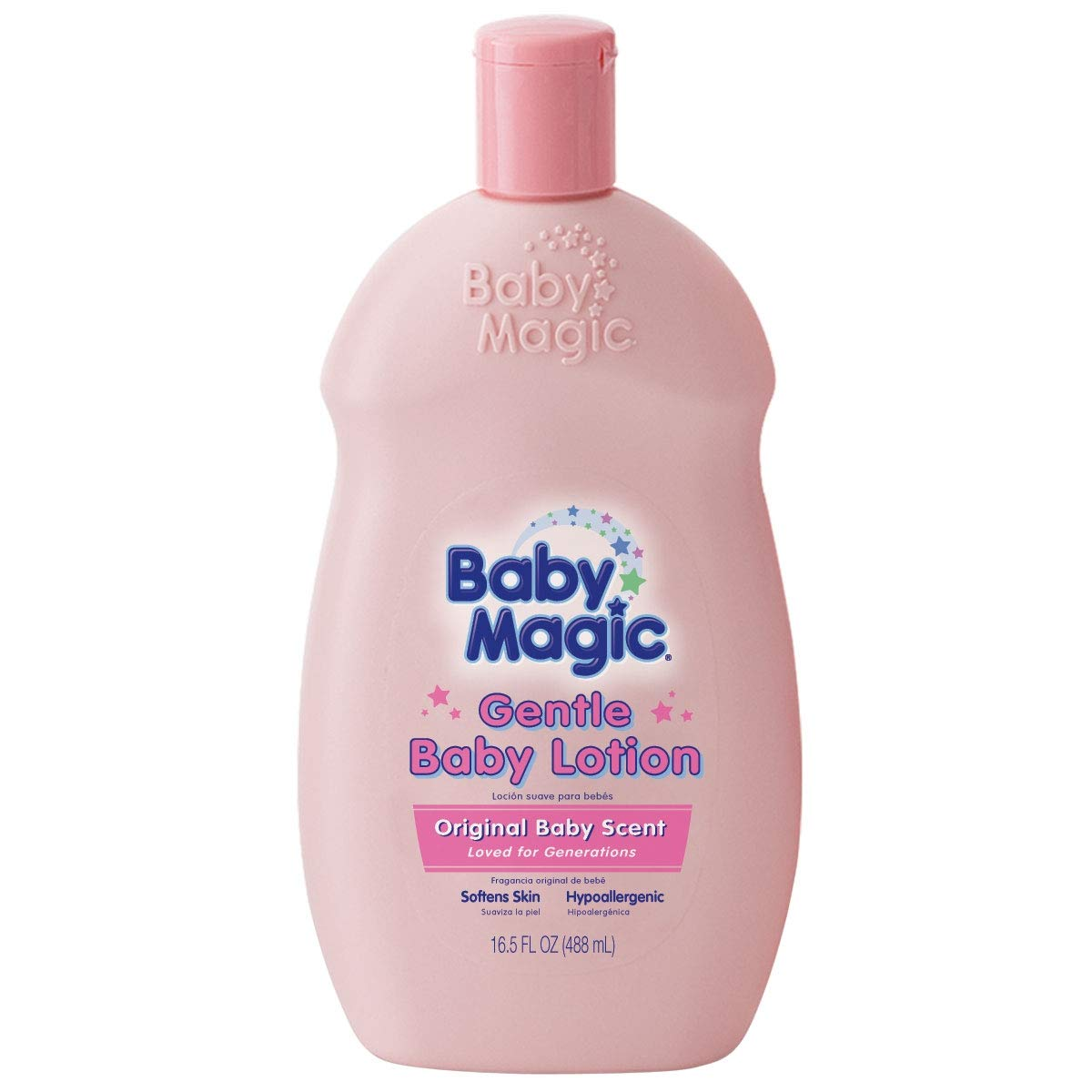 Baby Magic Baby Lotion Gentle 16.5 Ounce Baby Scent (488ml) (2 Pack) B00V908E0I