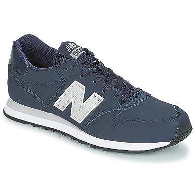 New Balance Herren 500 Sneaker, blau, 41,5 EU