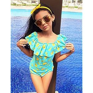 CMK Trendy Kids Vintage Aviator Polarized Kids Sunglasses For Girls and Boys Age 5-12 Toddler Children Shades UV400