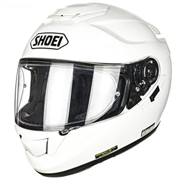 Shoei Casco GT Air Simple blanco para motos Tamano S