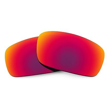 3e624ecb84e Revant Polarized Replacement Lenses for Oakley Crankshaft Midnight Sun  MirrorShield®  Amazon.ca  Sports   Outdoors