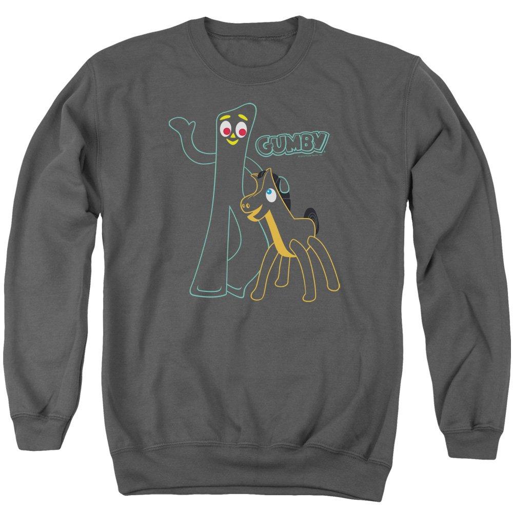 4ab48df128eea1 Gumby - - Herren Outlines Pullover ppuunq5710-Sweatshirts - www ...