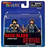 Comic Book Hero Mini Mates Hack/Slash
