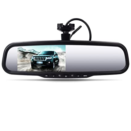amazon com arecord ar438 4 3 wifi car rear view mirror monitor for rh amazon com HTC Incredible Accessories HTC Droid Incredible 4G LTE