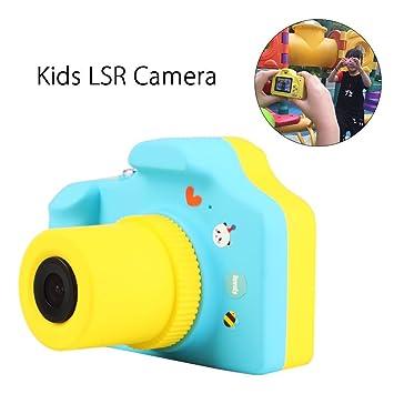 RUNGAO - Mini cámara digital para niños (pantalla de 1,5