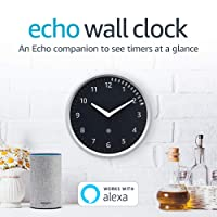 Amazon Echo Wall Clock Deals