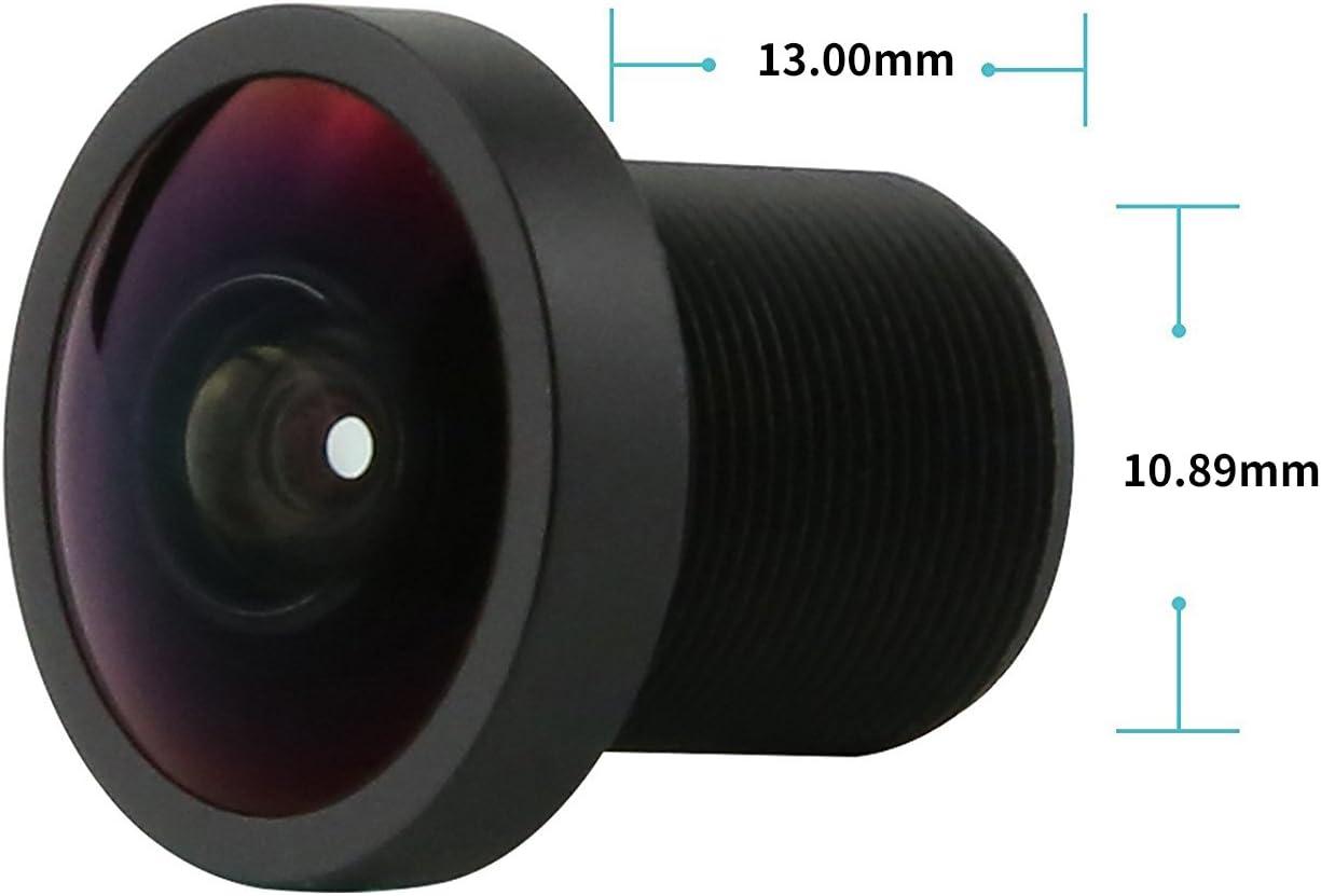 Repuesto De Lente De Cámara 170 grado lente gran angular para Gopro Hero 1 2 3 SJ4 M6U5