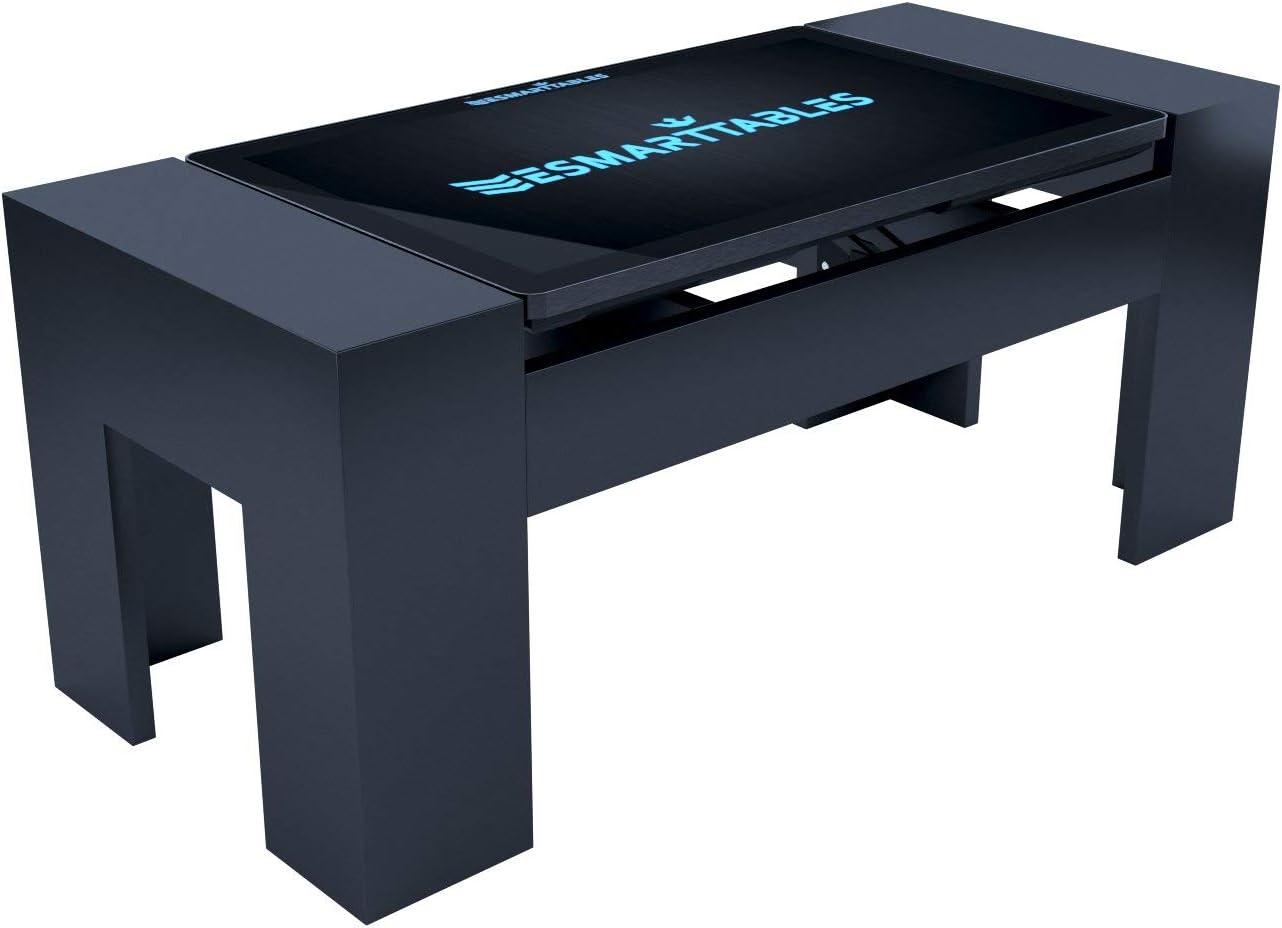 Esmarttables 27 Touch Smart Table (Negro): Amazon.es: Hogar