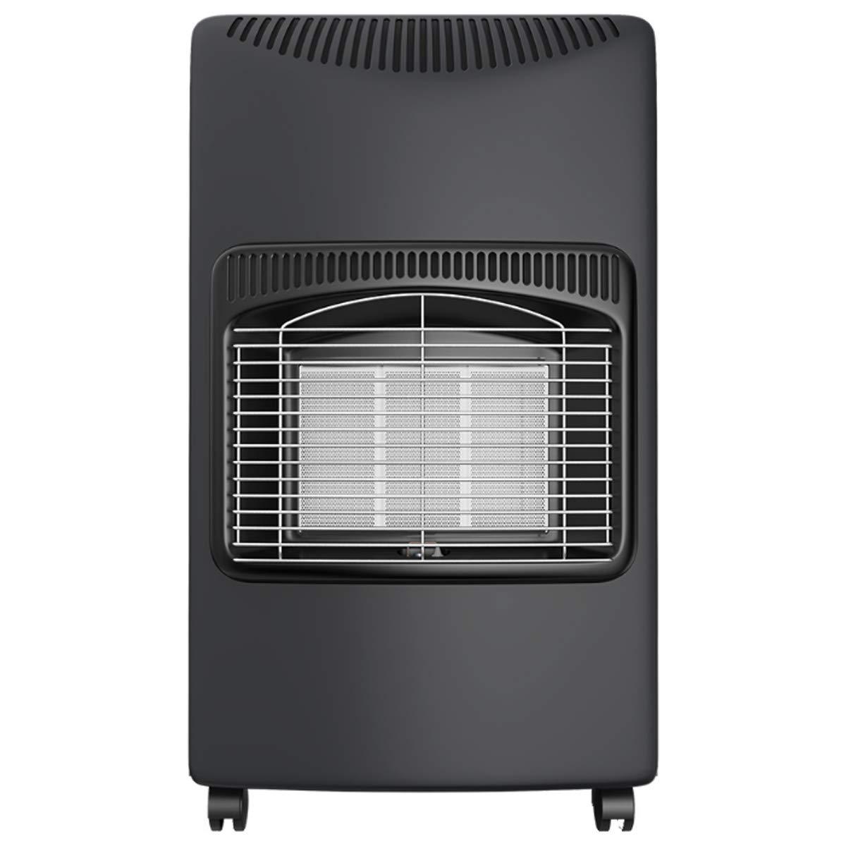 Estufa de gas Niklas Nova infrarroja 4200 W encendido Piezo para 120 m3 Volume: Amazon.es: Hogar