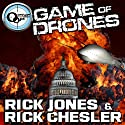OUTCAST Ops: Game of Drones, Book 1 Audiobook by Rick Jones, Rick Chesler Narrated by Dave Wright
