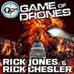 OUTCAST Ops: Game of Drones, Book 1 | Rick Chesler,Rick Jones