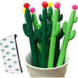 Streamline 1 x Cactus Ballpoint Pens Set of 4