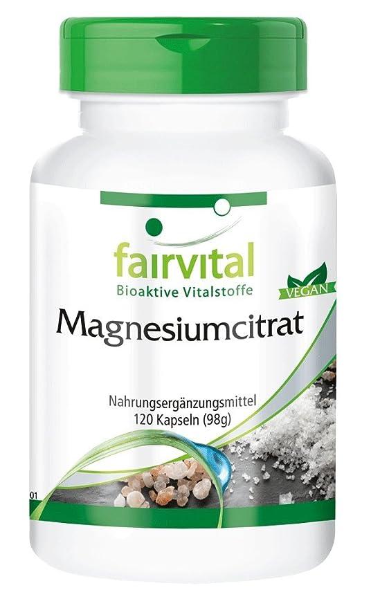 Magnesio - 1 mes - VEGAN - ALTA DOSIS - 120 cápsulas - 100 mg de