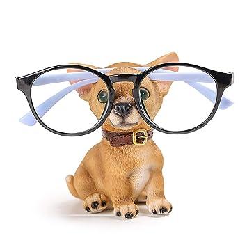 Amazon.com: Soporte de resina para gafas de sol de perro ...