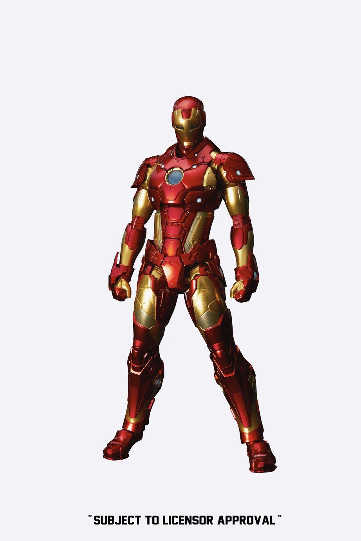 RE:EDIT IRON MAN #01 Bleeding Edge Armor B00M3TTLB0