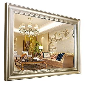 YANZEDIAN Miroir de Maquillage Mural pour Salle de Bain ...
