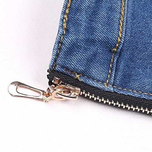Plus Manches Allaitement La Maternit Tops Femmes Sans T Bleu Taille shirts Double Fonc Couche Allaitement Enceintes Sweat gOrgTvw7n