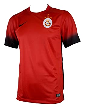 Nike Galatasaray Istanbul 3rd 2015 2016 Official multi-coloured Rojo Negro ( Lt 9ec62c706