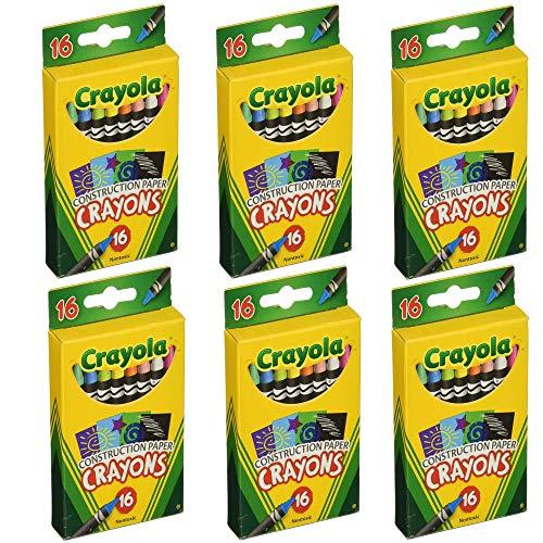 Most Popular Art Crayons