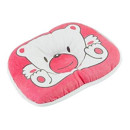 Qewmsg Preciosa modelo lindo oso de dibujos animados almohada niño ...