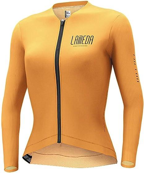 Xilinshop Maillot Bicicleta Manga Larga Camisas Bike Jersey de ...