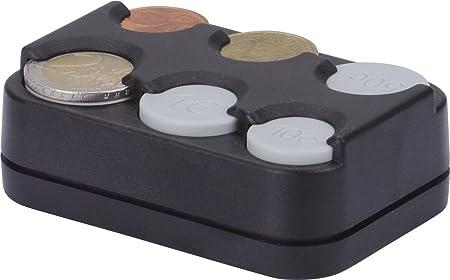Hr Imotion 6er Münzbox Für Euro Münzen Von 5 Cent Bis 2 Euro Mit