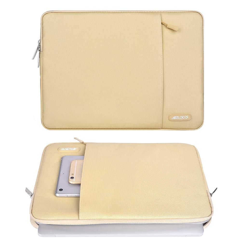 Repelente de Agua de Bolsa de Estilo Vertical Rojo MOSISO Funda Protectora Compatible 13-13,3 Pulgadas MacBook Air//MacBook Pro//Pro Retina//Surface Laptop 2 2018 2017//Surface Book 2//1