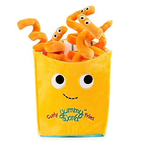 YUMMY World Frankie Fries 16-Inch Plush by Kidrobot