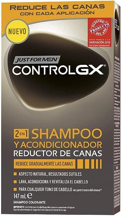 Just For Men Control GX Champú y Acondicionador Reductor de ...