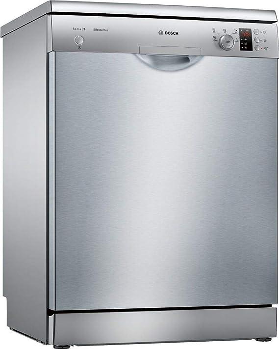 Bosch SMS25AI05E Independiente 12cubiertos A++ lavavajillas