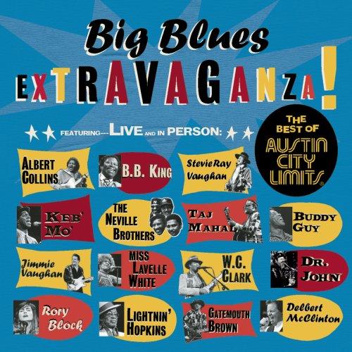 Big Blues Extravaganza! The Best of Austin City Limits (Best Austin City Limits Performances)