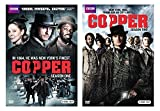 Copper Complete Series (2pack/Giftset/DVD)