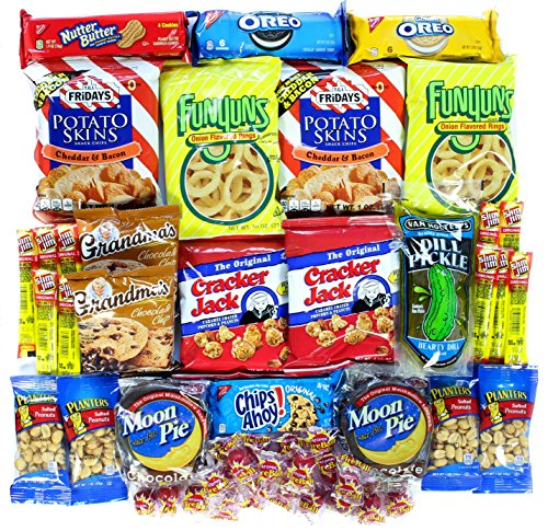 Cookies Candies Variety Assortment Funyuns