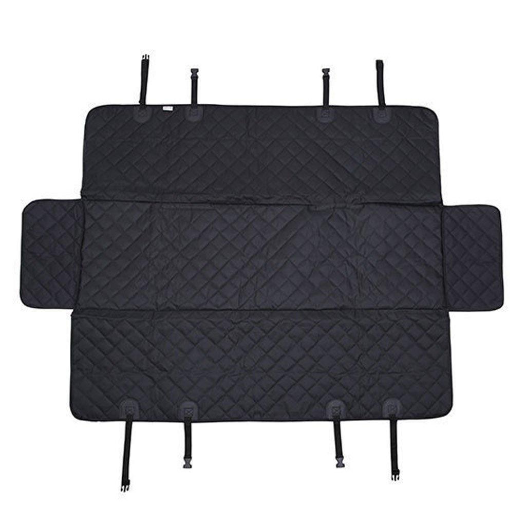 GCHOME Dog car seat cover Pet car mat universal anti-dirty car rear seat waterproof Oxford dog pad