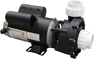 KL KEY LANDER Hot Tub Spa Pump, 3HP, Two Speed, 48Frame LX Motor (230V/60Hz, 3A/10A); 2