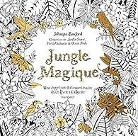 Jungle magique par Johanna Basford