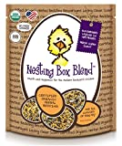 Treats For Chickens Certified Organic Nesting Box Blend, Herbal Bedding, 1Lb Bucket Review