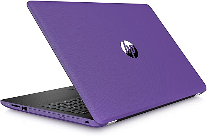 "2018 Newest HP High Performance Premium Business Flagship Laptop PC 15.6"" Touchscreen AMD A9-9420 Processor 8GB DDR4 RAM 2TB HDD AMD Radeon R7 Graphics DVD-RW 802.11AC Windows 10-Purple"