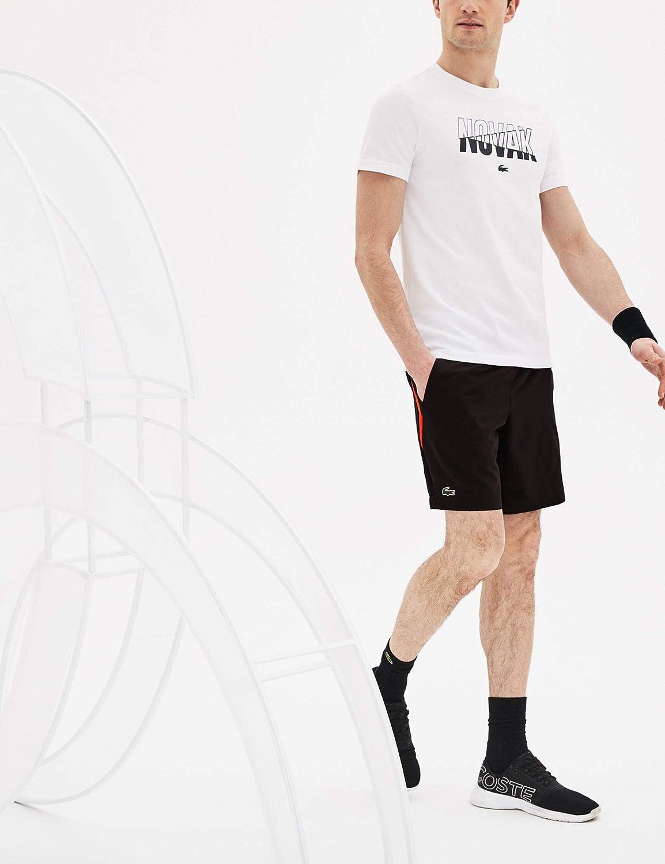 Lacoste Sport X Novac Djokovic - Pantalones Cortos para Hombre ...