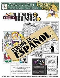 Catholic Lingo Bingo (Spanish)