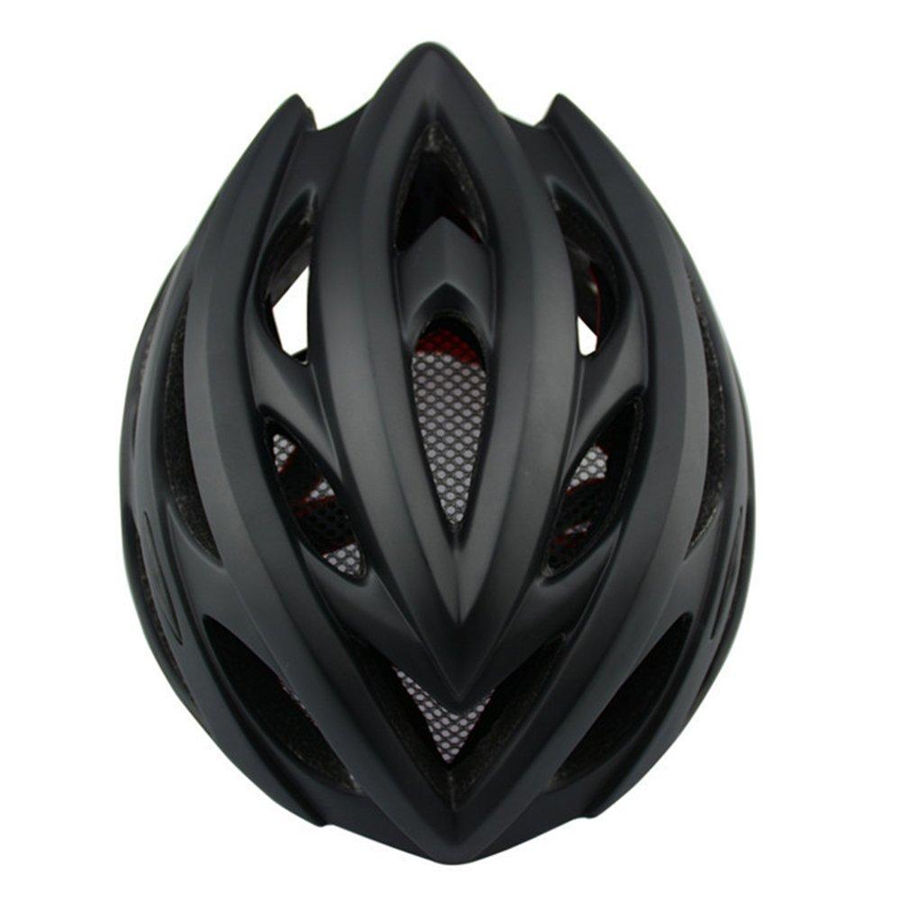 Behavetw Light - Casco de Bicicleta de Montaña para Bicicleta, Seguridad de Ciclismo, Casco de Ciclismo para Adultos con Visera y Forro Desmontables