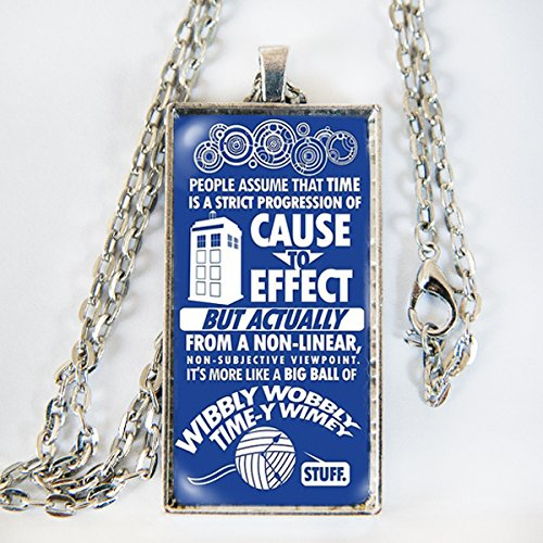 Wobbly Man Costume (Doctor Who quote,
