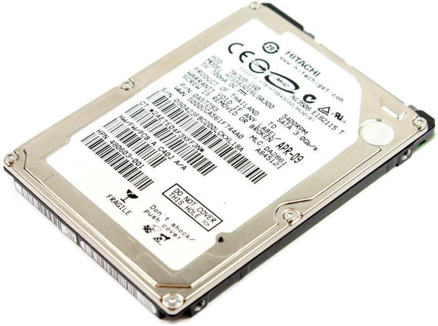 SATA-300 T27571 160 GB Category: Internal Hard Drives Hitachi TravelStar 5K320 Hard Drive
