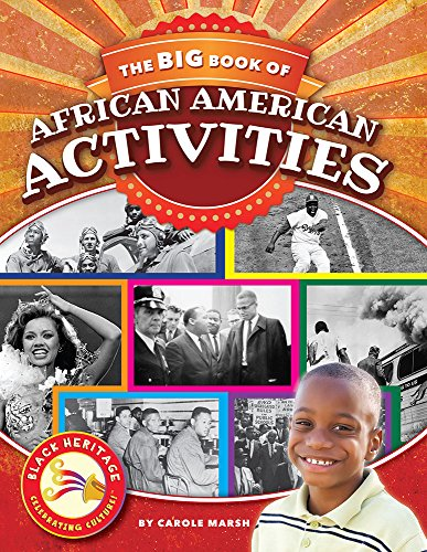 Search : The BIG Book of African American Activities (Black Heritage)