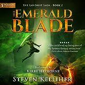 The Emerald Blade: The Landkist Saga, Book 2 | Steven Kelliher