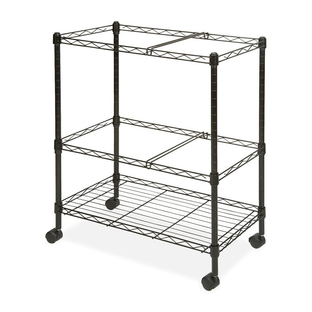 Amazon.com: Lorell LLR45650 Mobile Wire File Cart: Home & Kitchen
